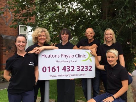 Physio Sport and Heatons Physio Clinic