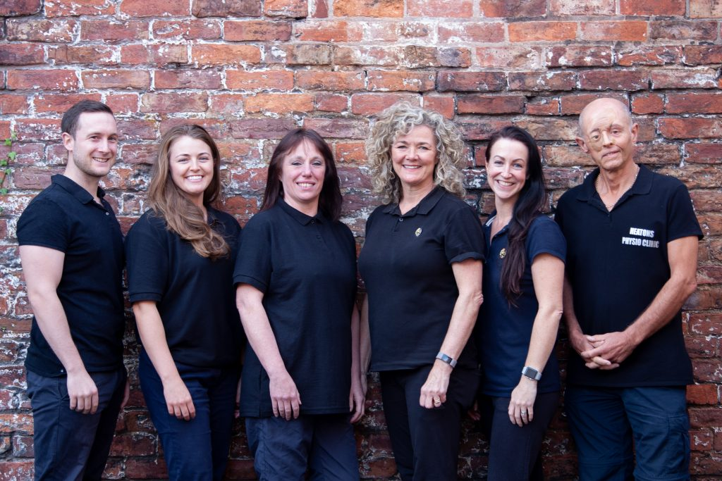qualified physiotherapists in stockport