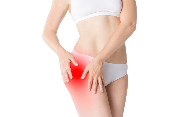 Have you got pain on the outside of your hip?