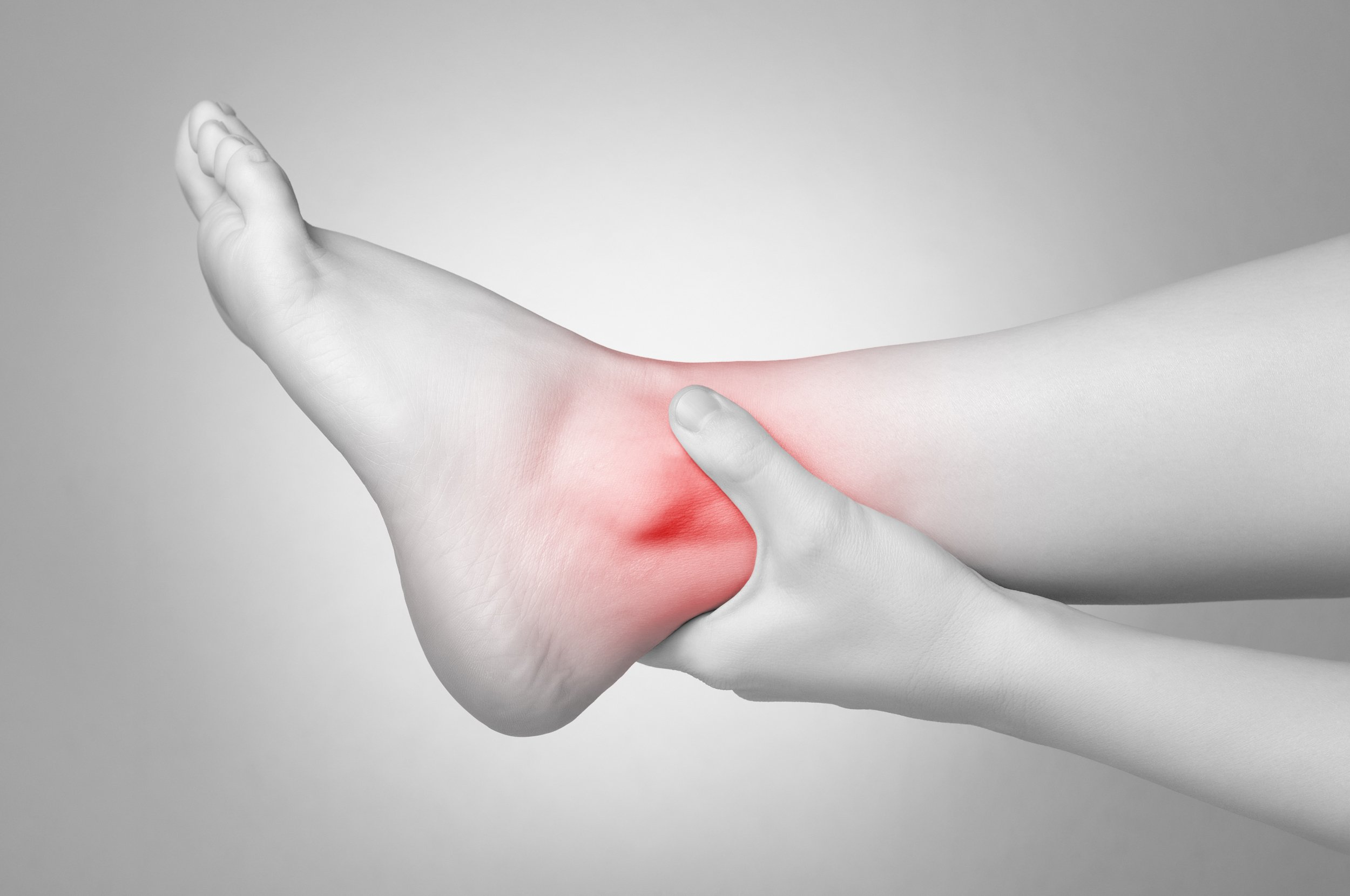 Tips and Tricks Following a Sprained Ankle